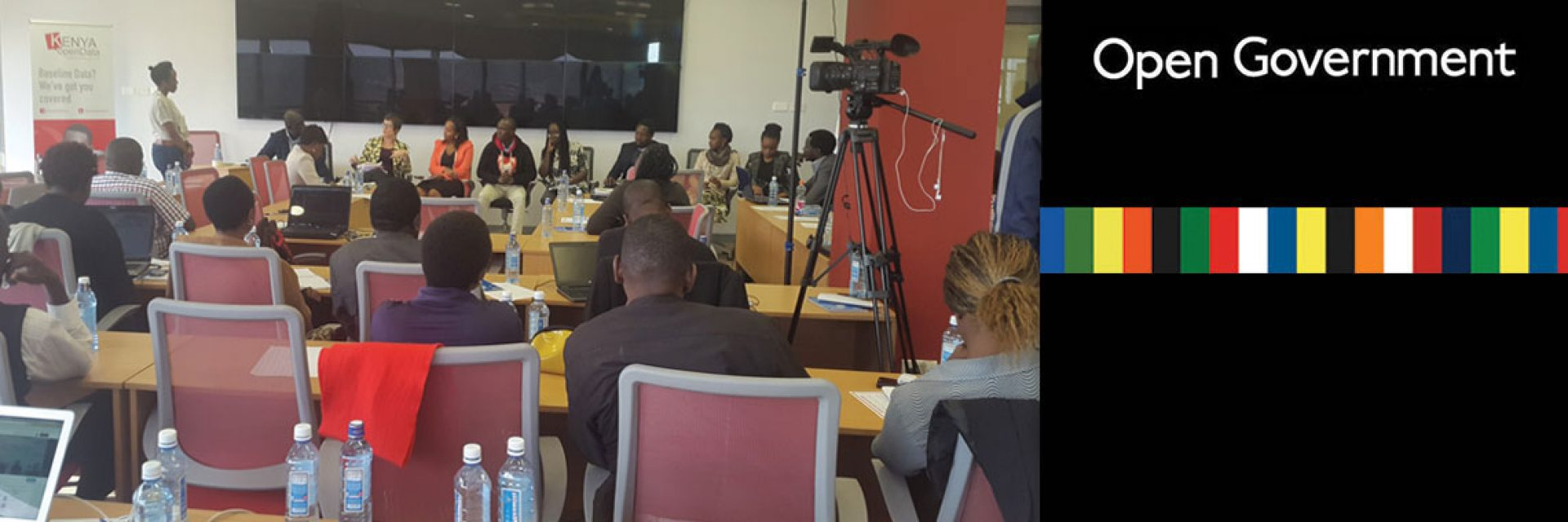 Strengthening the Kenya Open Data Initiative for enhanced transparency and accountability to the Kenyan Citizen